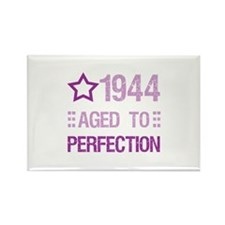 1944 Aged To Perfection Rectangle Magnet