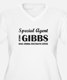 SPECIAL AGENT GIBBS Plus Size T-Shirt