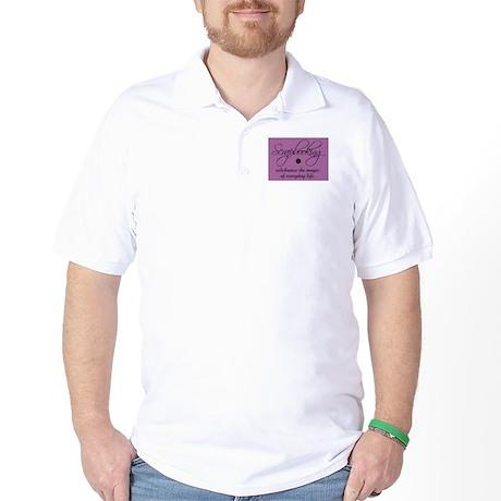 Scrapbooking - Everyday Magic Golf Shirt