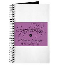 Scrapbooking - Everyday Magic Journal