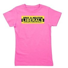 Unique Anti democrat Girl's Tee