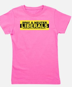 Funny Conservative Girl's Tee