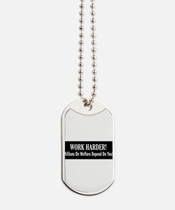 Cute Depends Dog Tags