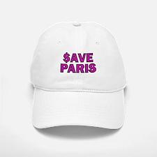 $ave Paris Baseball Baseball Cap