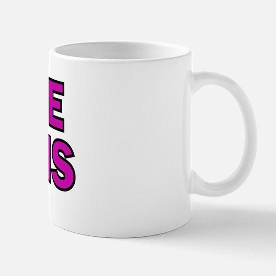 $ave Paris Mug