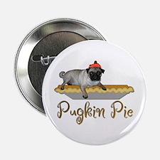 Pugkin Pie Button