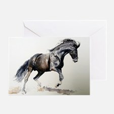 HorseWatercolor Greeting Cards