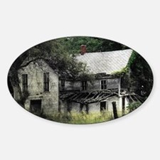 Abandoned House Decal