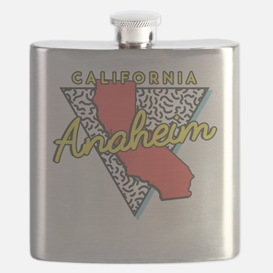 Funny Anaheim Flask