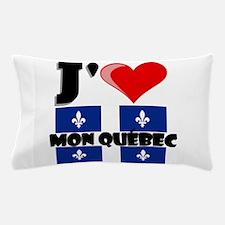 J'aime mon Quebec Pillow Case