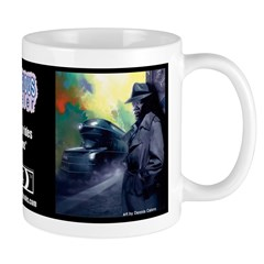 Mysterious Traveler Mug