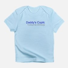 Daddys Copilot Infant T-Shirt