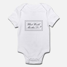What Would Martha Do? Infant Bodysuit