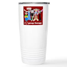 Cute Counselor jokes Travel Mug