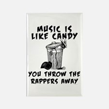 Music is Like Candy Magnets