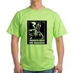 Silencers Lime T-Shirt