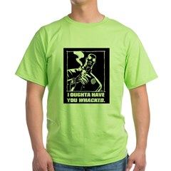 Silencers Lime T-Shirt
