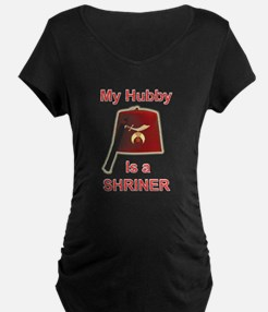 Hubby is a Shriner T-Shirt
