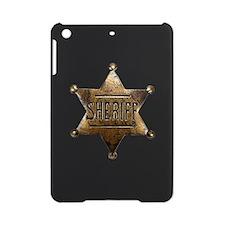 Sheriff Badge iPad Mini Case
