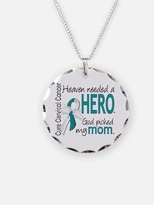 Cervical Cancer HeavenNeeded Necklace