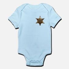 Sheriff Badge Body Suit
