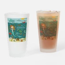 Mermaid Underwater Drinking Glass