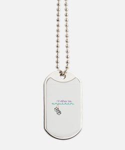 Rather Be Cruisin Dog Tags