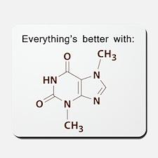 Chocolate Chemistry Mousepad