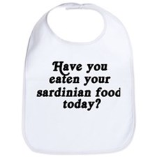 sardinian food today Bib