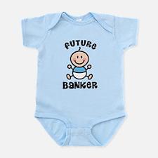 Future Banker Infant Bodysuit