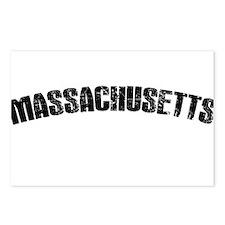 Massachusetts-01 Postcards (Package of 8)