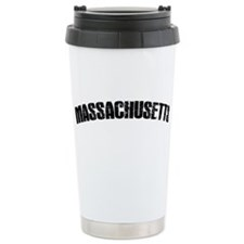 Massachusetts -01 Travel Mug
