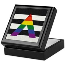 Ally Flag Keepsake Box