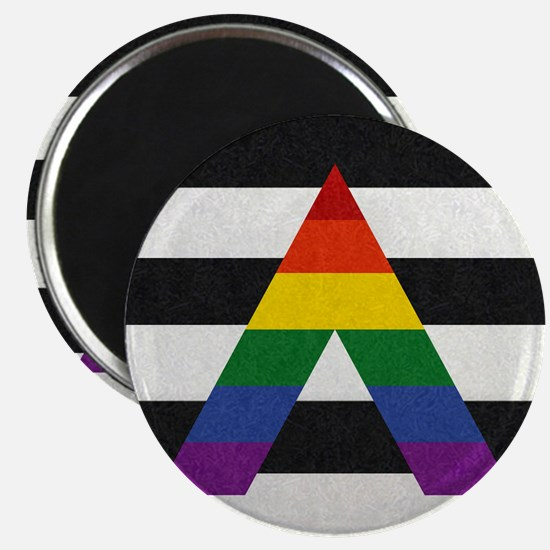 Ally Flag Magnet
