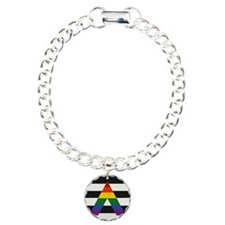 Ally Flag Bracelet