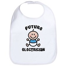 Future electrician Bib