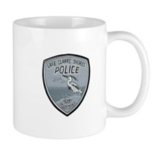 Lake Clarke Shores Police Mugs