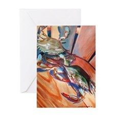 Maryland Blue Crabs Greeting Cards
