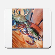 Maryland Blue Crabs Mousepad