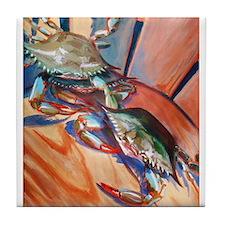 Maryland Blue Crabs Tile Coaster