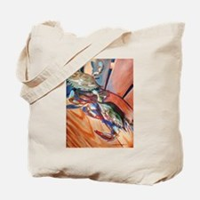 Maryland Blue Crabs Tote Bag