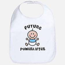 Future powerlifter Bib
