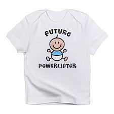 Future powerlifter Infant T-Shirt