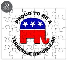 Proud Tennessee Republican Puzzle