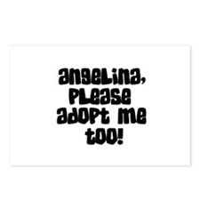 Angelina - Please Adopt Me To Postcards (Package o