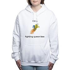 Bright Stars Queen Bee Women's Hooded Sweatshirt