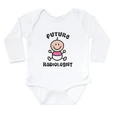 Future radiologist Long Sleeve Infant Bodysuit