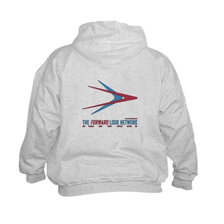Kids Hoodie (With Front Logo)