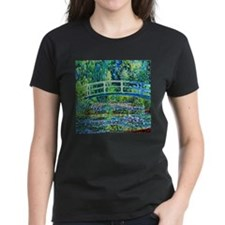 Monet - Water Lily Pond Tee