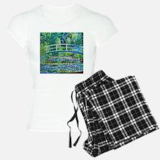 Monet - Water Lily Pond Pajamas